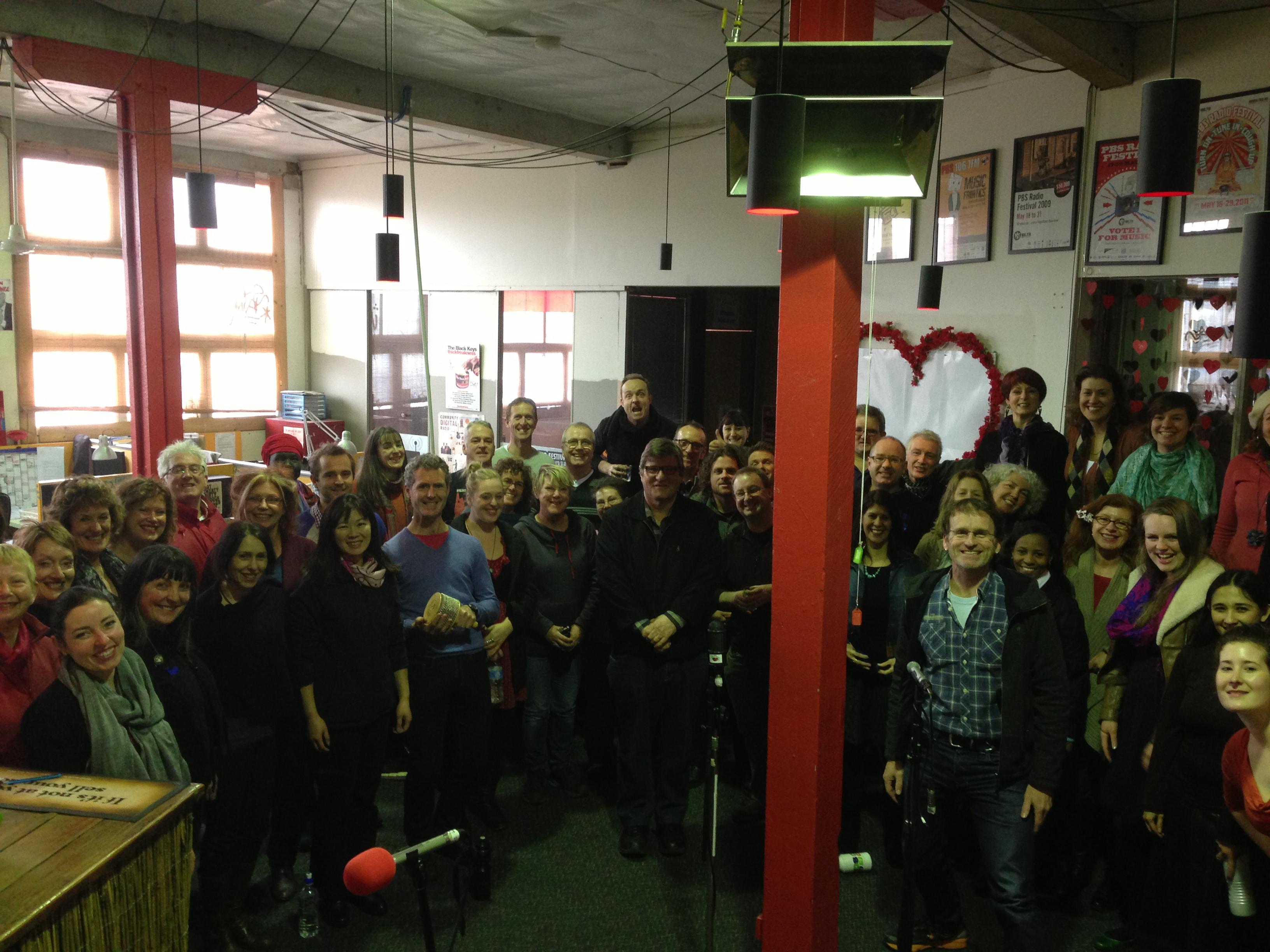 Melbourne Mass Gospel Choir