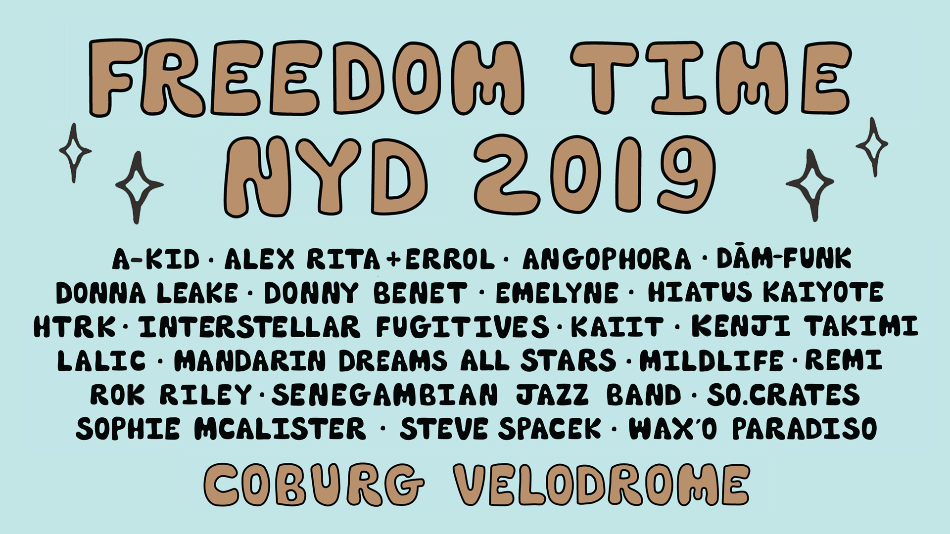 Freedom Time 2019