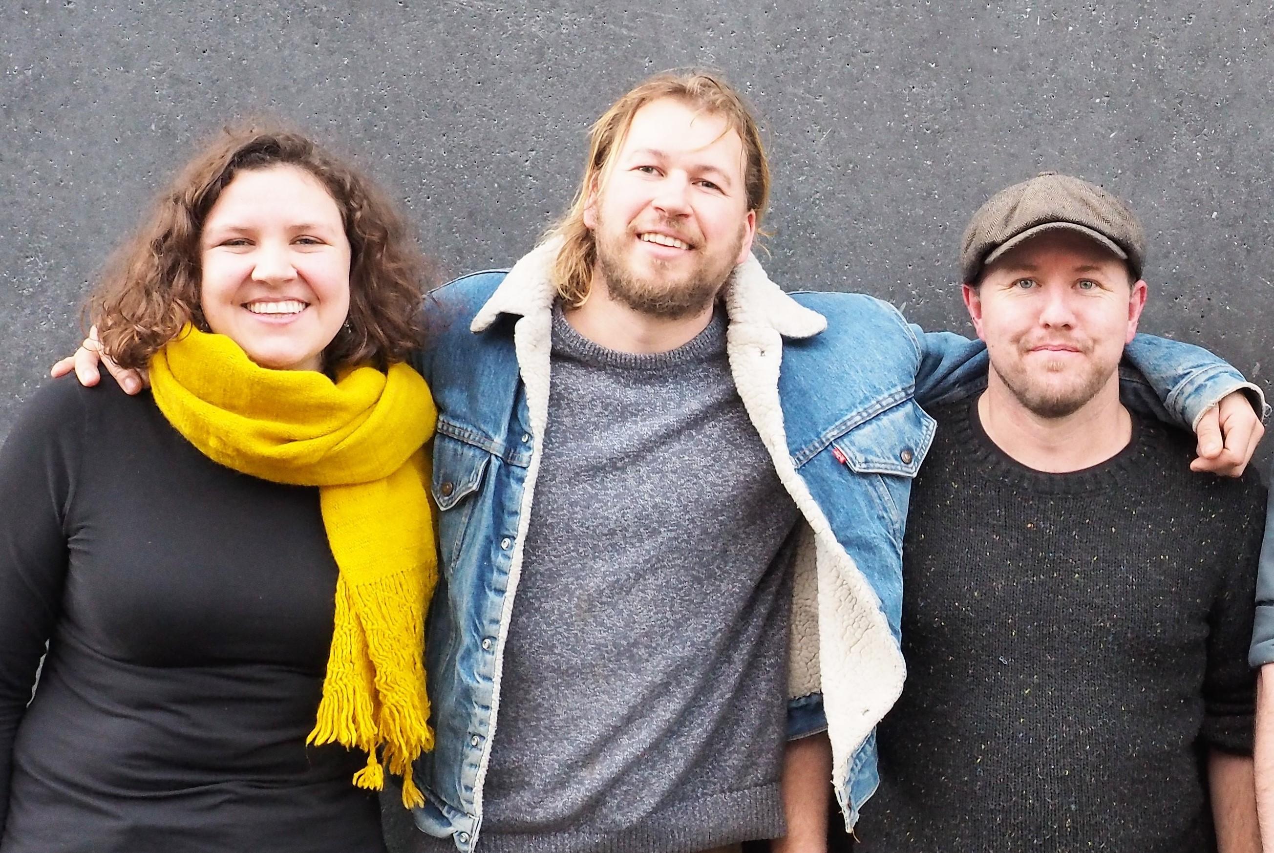 Maddy, Josh and Patty