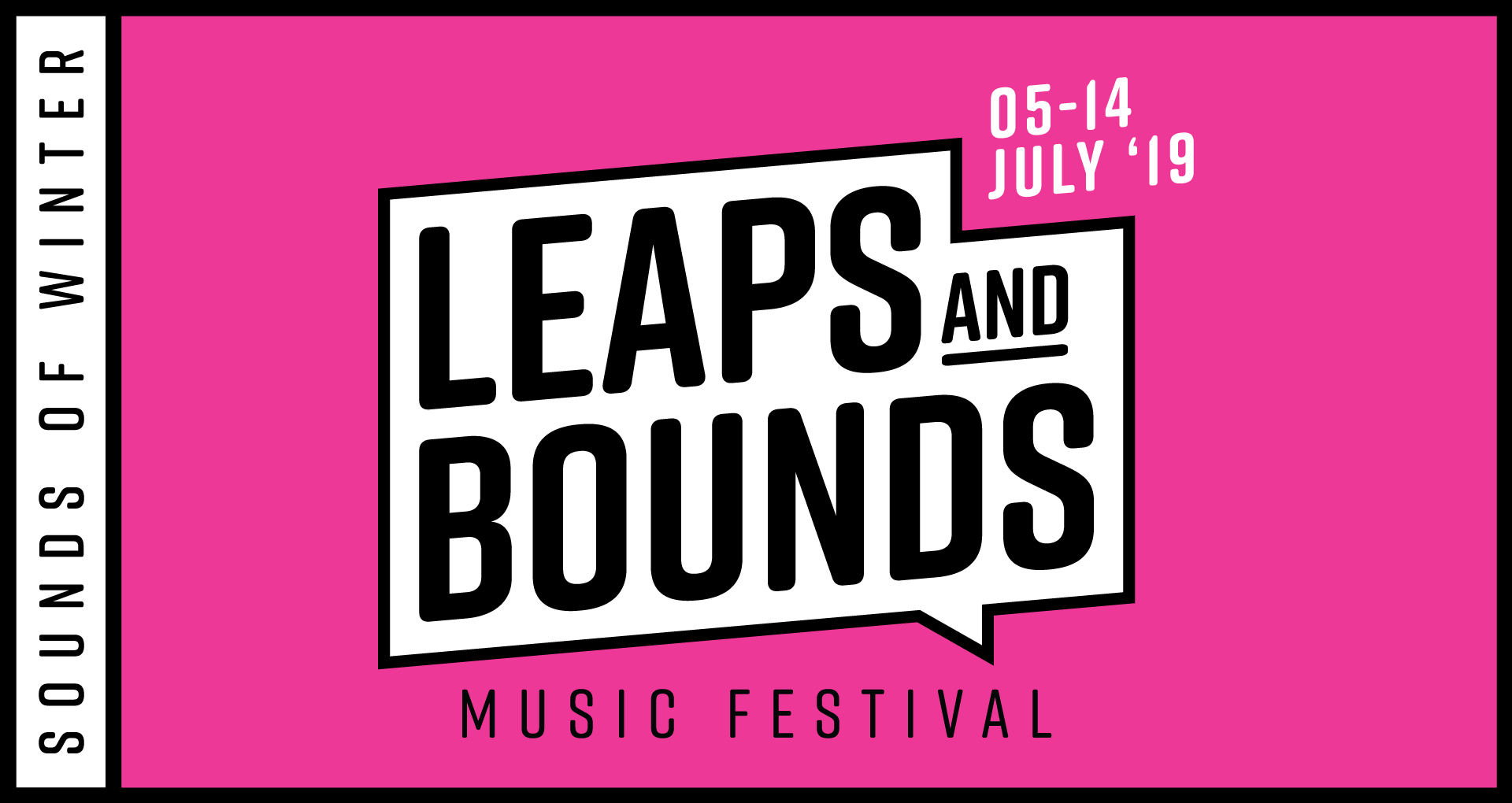 Leaps and Bounds 2019