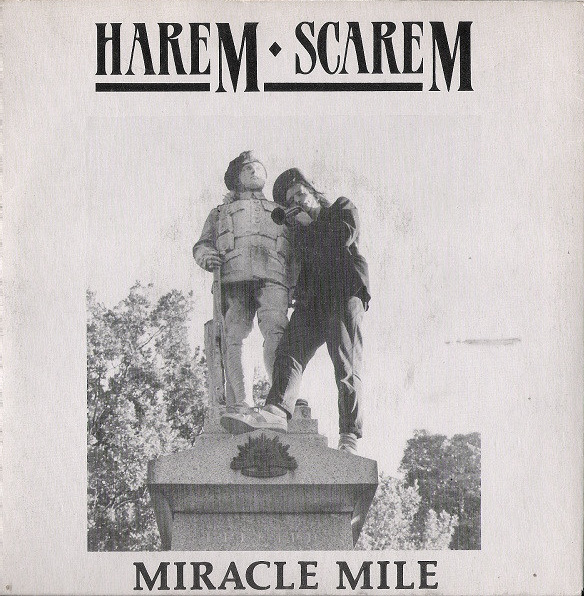 Harem Scarem - Miracle Mile (front cover)