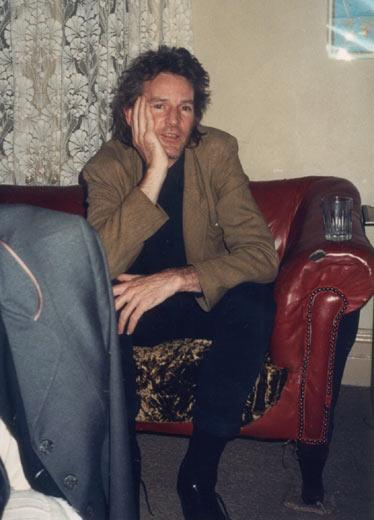 Mick Geyer