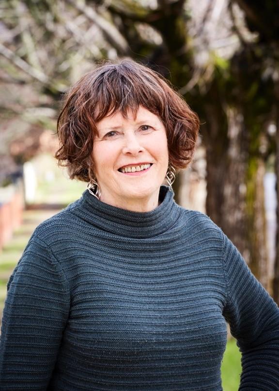 Jan Dale. Photo by Susan Gordon-Brown