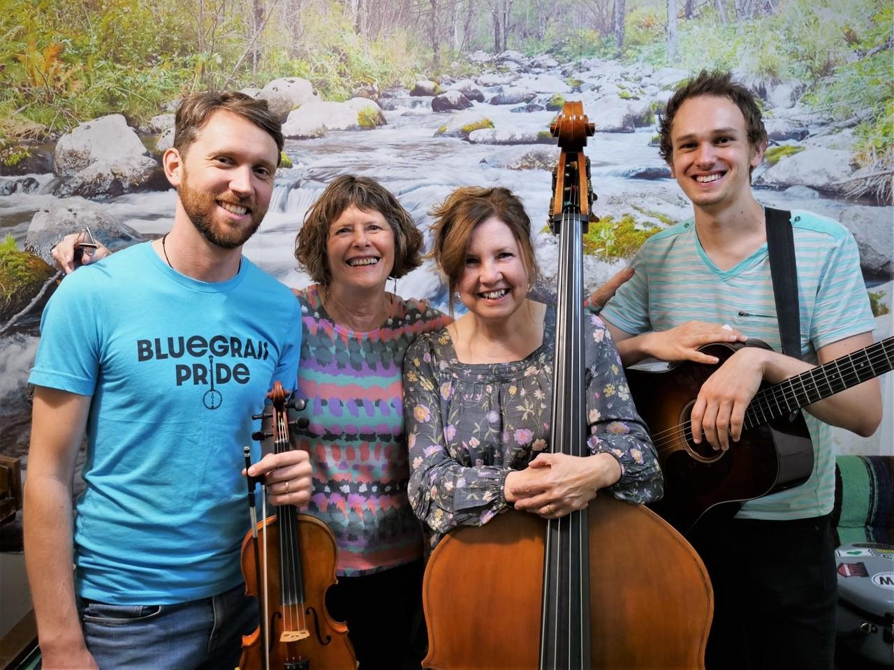 Jan Dale and the Missy Rain Trio
