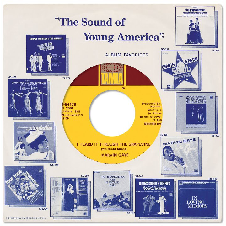 Motown Records: The Sound of Young America