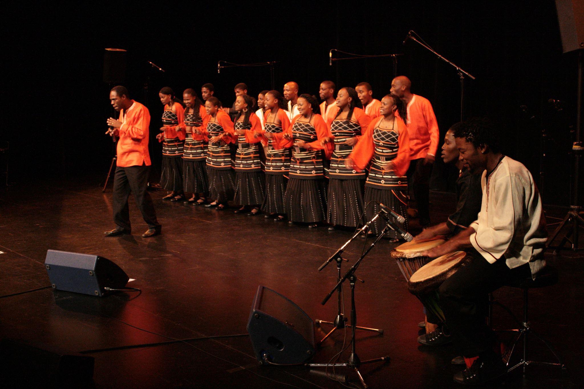 MemezaGospel Choir