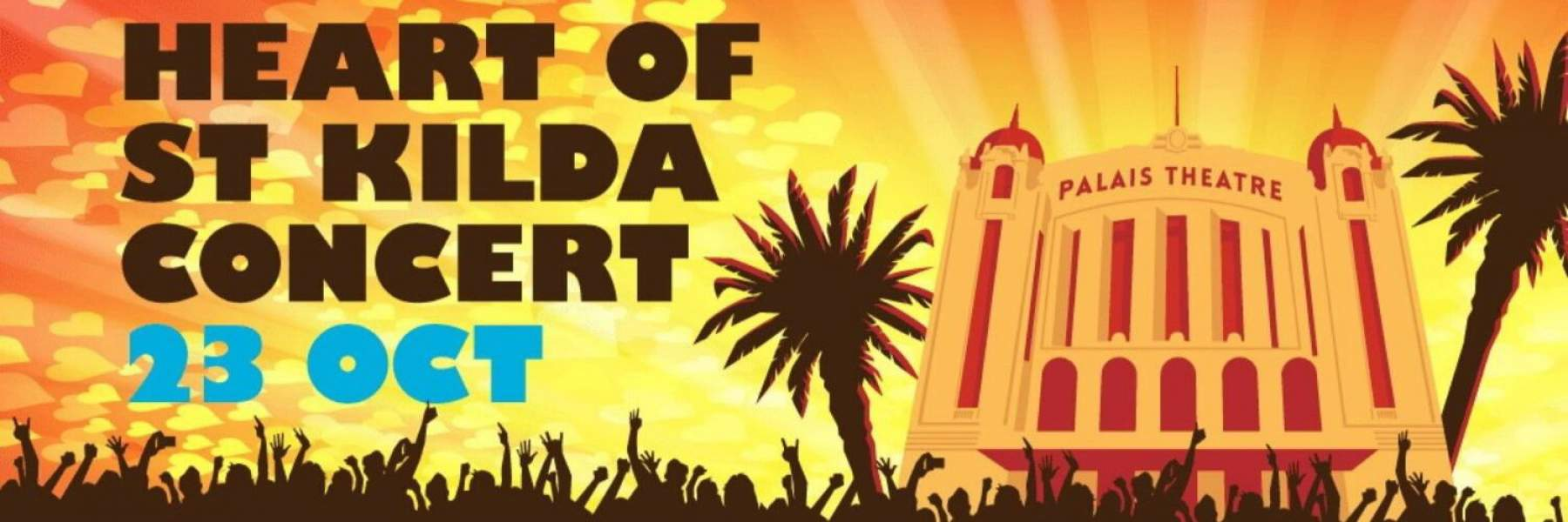 Heart of St Kilda Concert