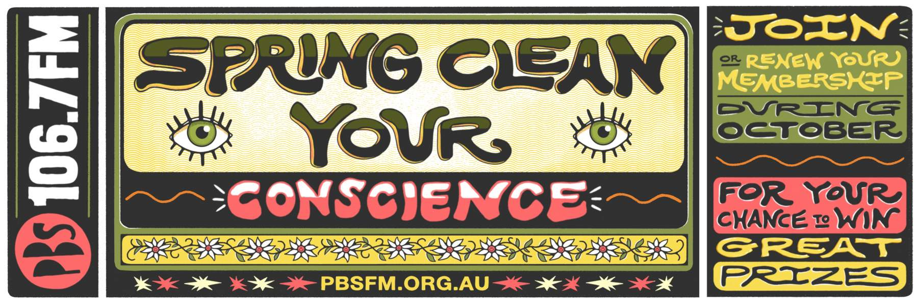 Spring Clean Your Conscience 2021