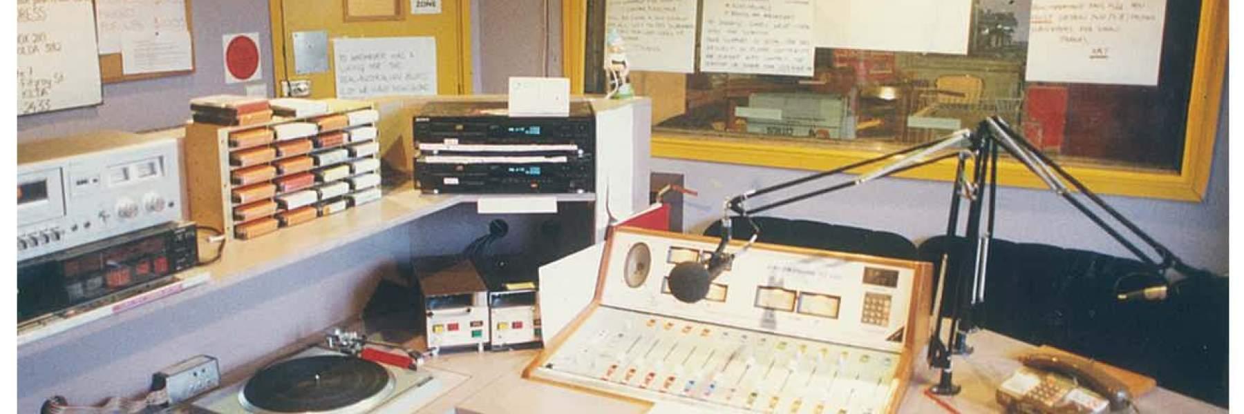 PBS Studio 1, Fitzroy street, St Kilda, 1992