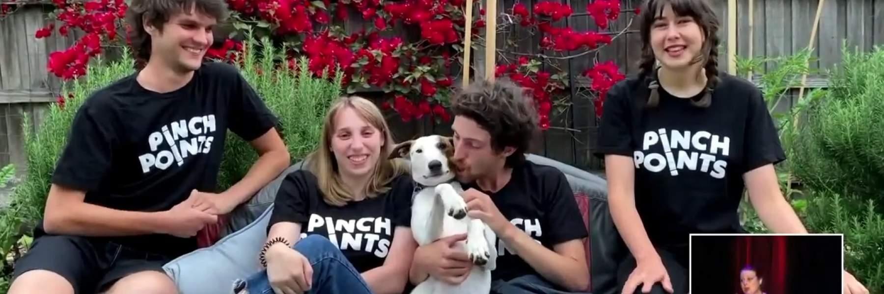 Pinch Points - Music Victoria Awards 2020