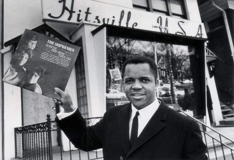 Motown Records - Hitsville USA