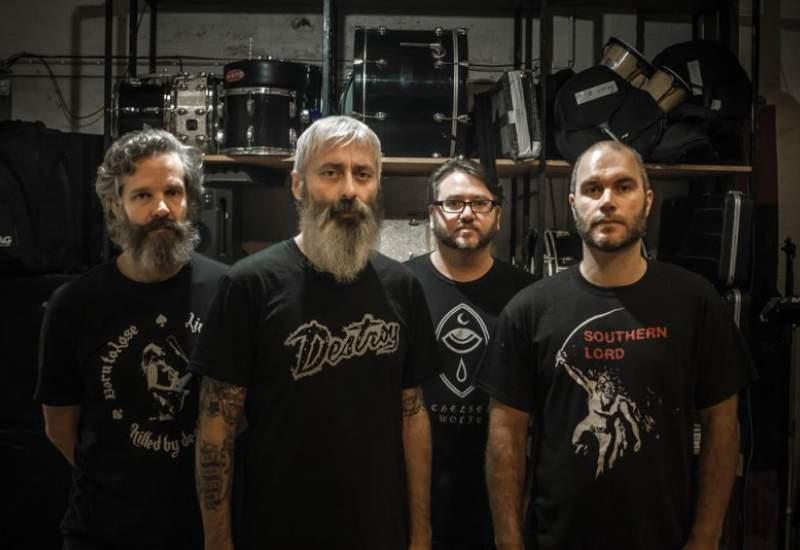 Wellington band Beastwars
