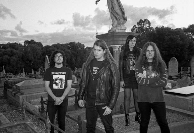Melbourne doom band Carcinoid