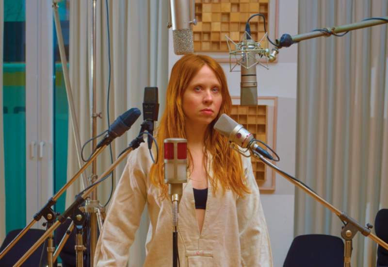 Holly Herndon - image by Boris Camaca