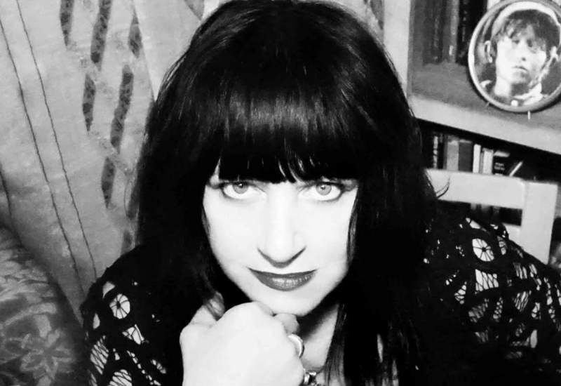 New York based musician Lydia Lunch
