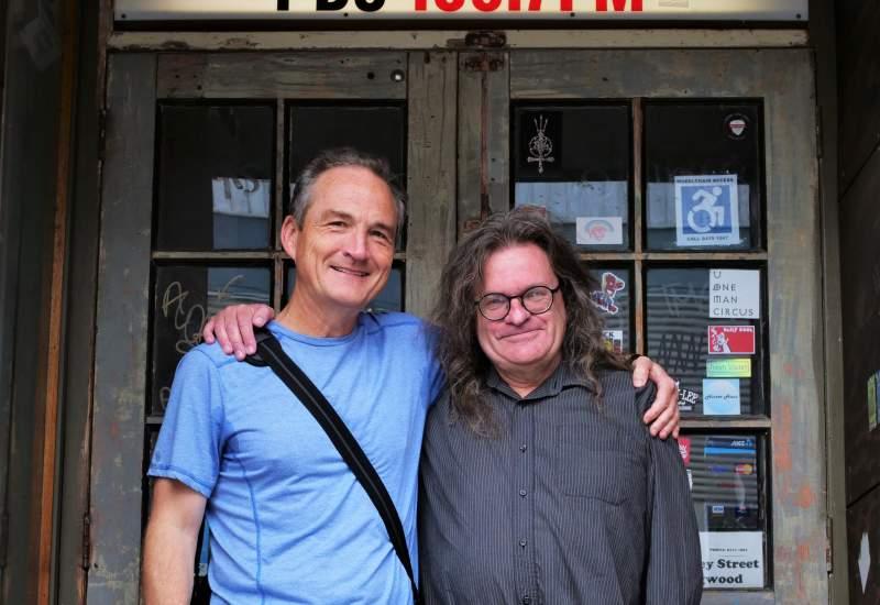 Michael Kieran Harvey with Ian Parsons