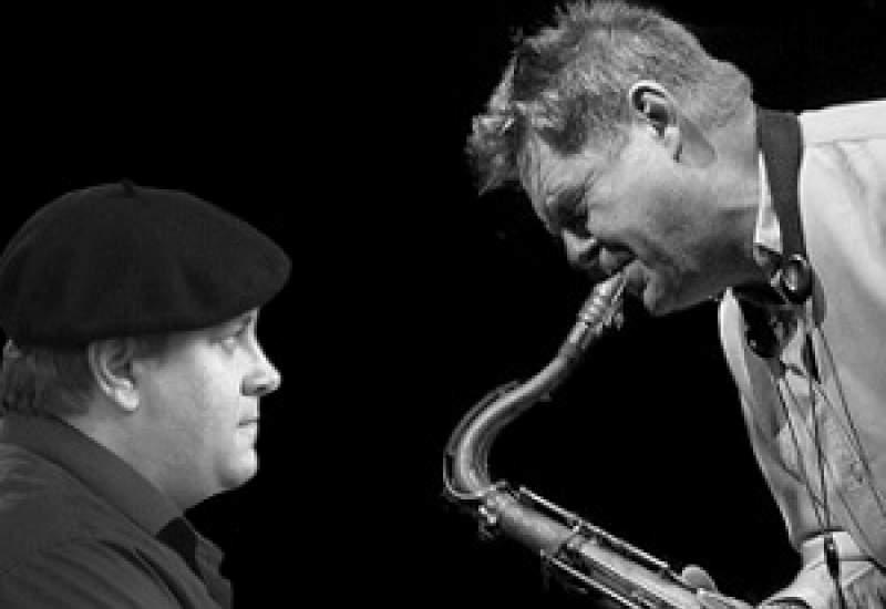 Ben Waters and Derek Nash