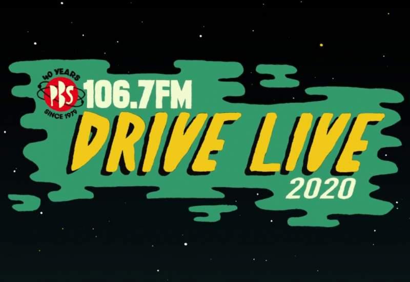 Elizabeth 'Here' - DRIVE LIVE 2020