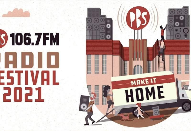 PBS Radio Festival 2021 - Make It Home with Shio from Eternal Rhythm