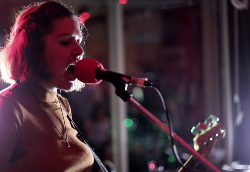 NO SISTER 'Overpass' - PBS DRIVE LIVE 2017