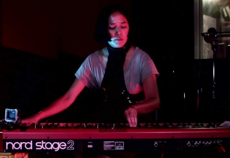 CORIN 'Virtuality' - PBS DRIVE LIVE 2017