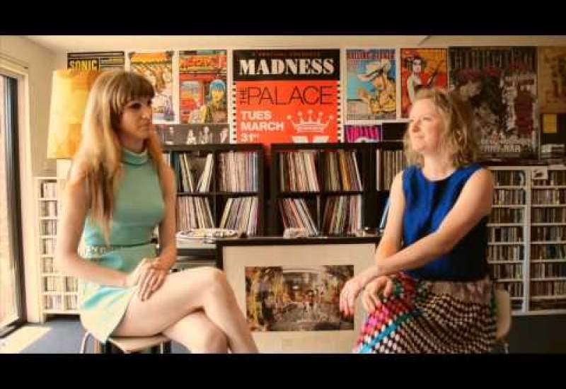 Record Peeking with Emma Peel