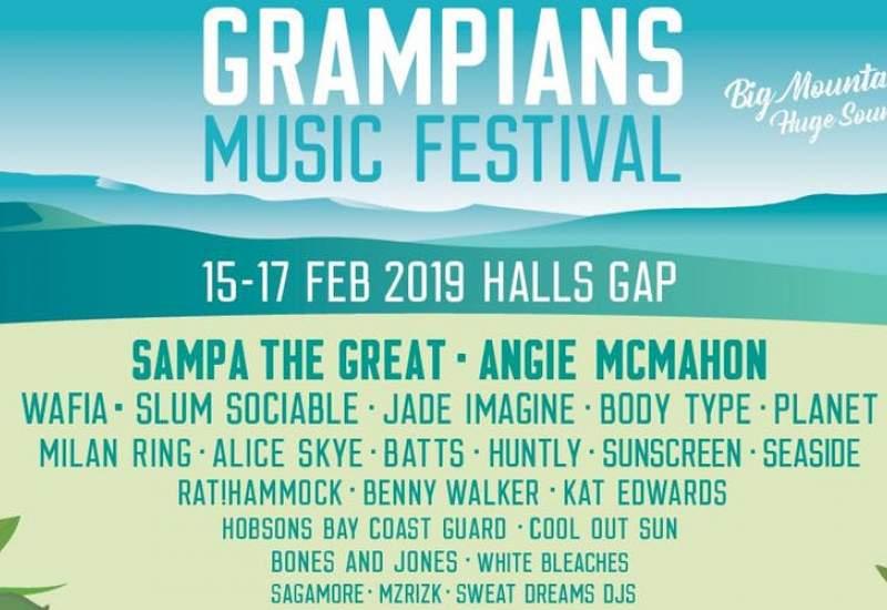Grampians Music Fest 2019